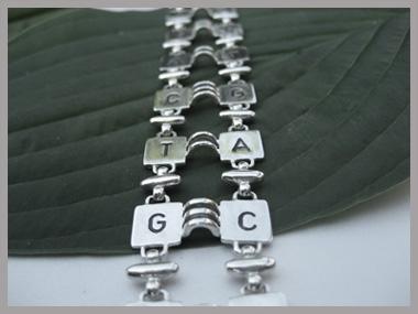 ATCG DNA Bracelet